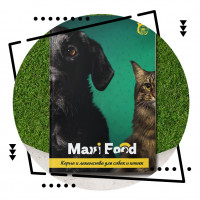 Каталог продукции кормов для кошек и собак