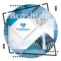 "Дизайн презентации для компании ""Crystall Group"""