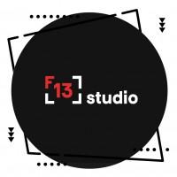 Логотип и фирменный стиль для фото студии