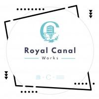 """Логотип для студенческого отеля """"Royal Canal Works"""" в Сингапуре"""
