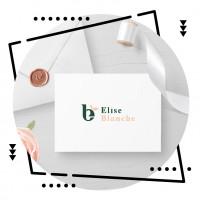 "Логотип для бренда косметики ""Elise Blanche"""