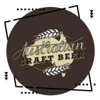 Логотип для крафтового пива в Австралии