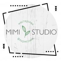 """Фирменный стиль и редизайн логотипа для """"MIMI studio"""""""