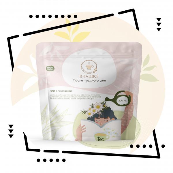 Дизайн логотипа и упаковок для производителя крафтового чая