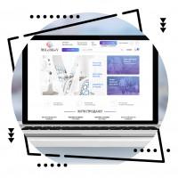 Дизайн интернет-магазина постельного белья и домашнего текстиля