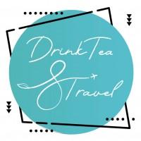 """Логотип для туристической компании  в  Канаде """"Drink tea & travel"""""""
