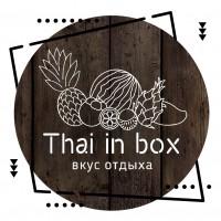 Лого для ребят занимающихся доставкой фруктов из Тайя