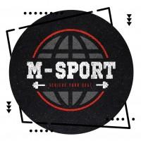 Фирменный стиль для кампании М-спорт