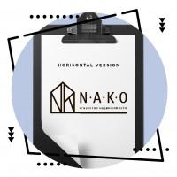 Фирменный стиль NAKO