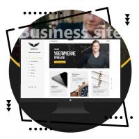 Дизайн веб-сайта для бизнес тренера Алексея Воронина