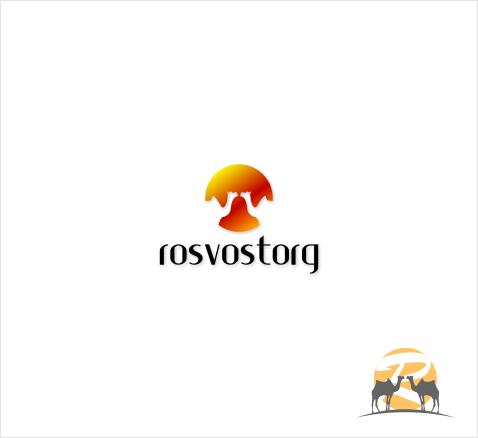 Логотип для компании Росвосторг. Интересные перспективы. фото f_4f88b6a4d438c.png