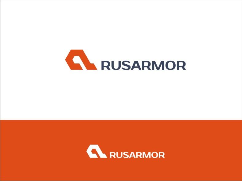 Разработка логотипа технологического стартапа РУСАРМОР фото f_3395a0ed5b91183e.jpg