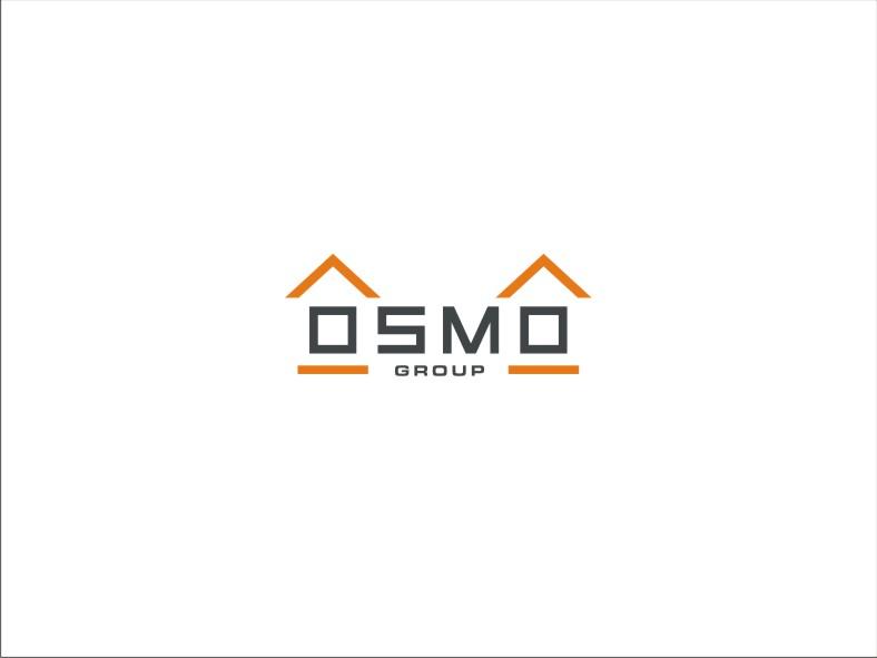 Создание логотипа для строительной компании OSMO group  фото f_42159b672e327e8d.jpg