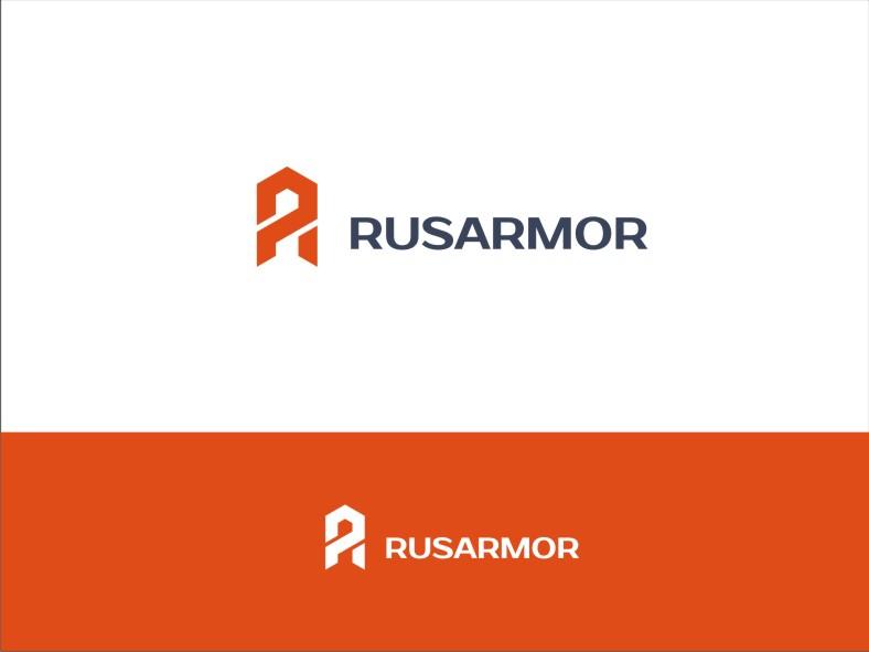 Разработка логотипа технологического стартапа РУСАРМОР фото f_5985a0ed579424cf.jpg