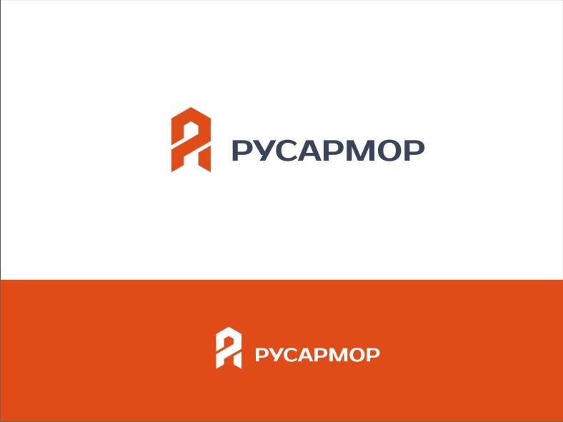 Разработка логотипа технологического стартапа РУСАРМОР фото f_8085a0ed55bd4c31.jpg