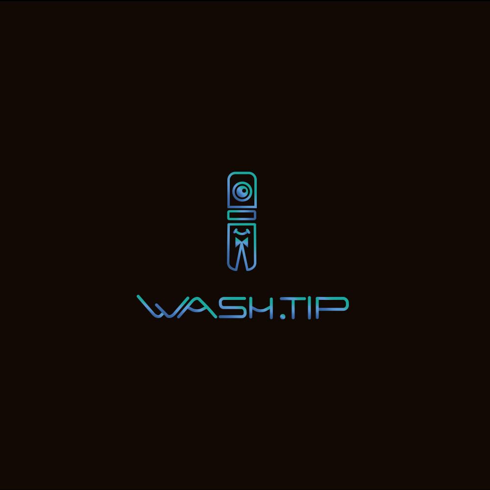 Разработка логотипа для онлайн-сервиса химчистки фото f_9425c04f7740e672.jpg