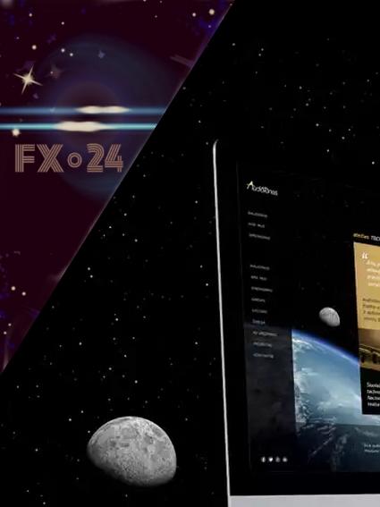 Разработка логотипа компании FX-24 фото f_8875453ea154f244.jpg