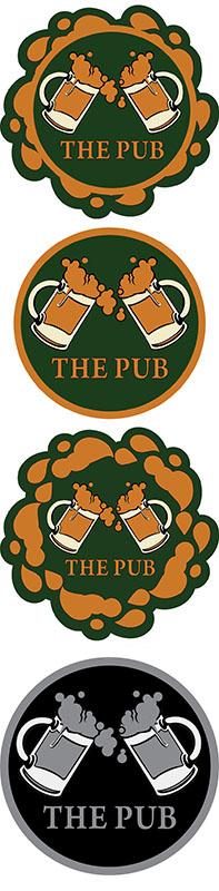 "Разработка логотипа торговой марки ""THEPUB"" фото f_46251f2d27cc9127.jpg"