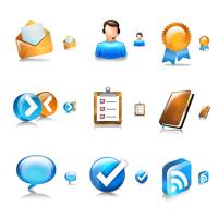 Иконки для презентационного сайта