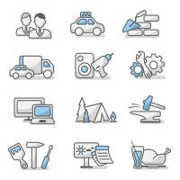 Иконки для портала
