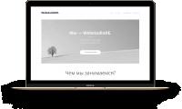 Многостраничный сайт веб-студии