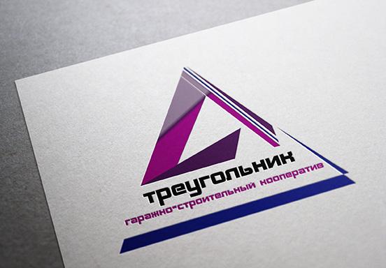 Логотип для гаражно-строительной компании