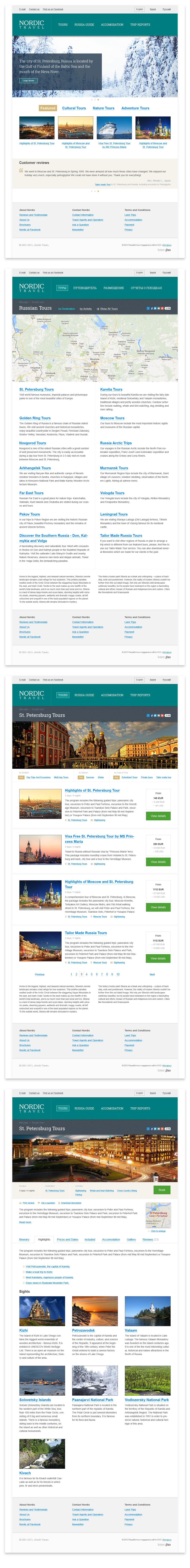 Компания «Nordic Travel»