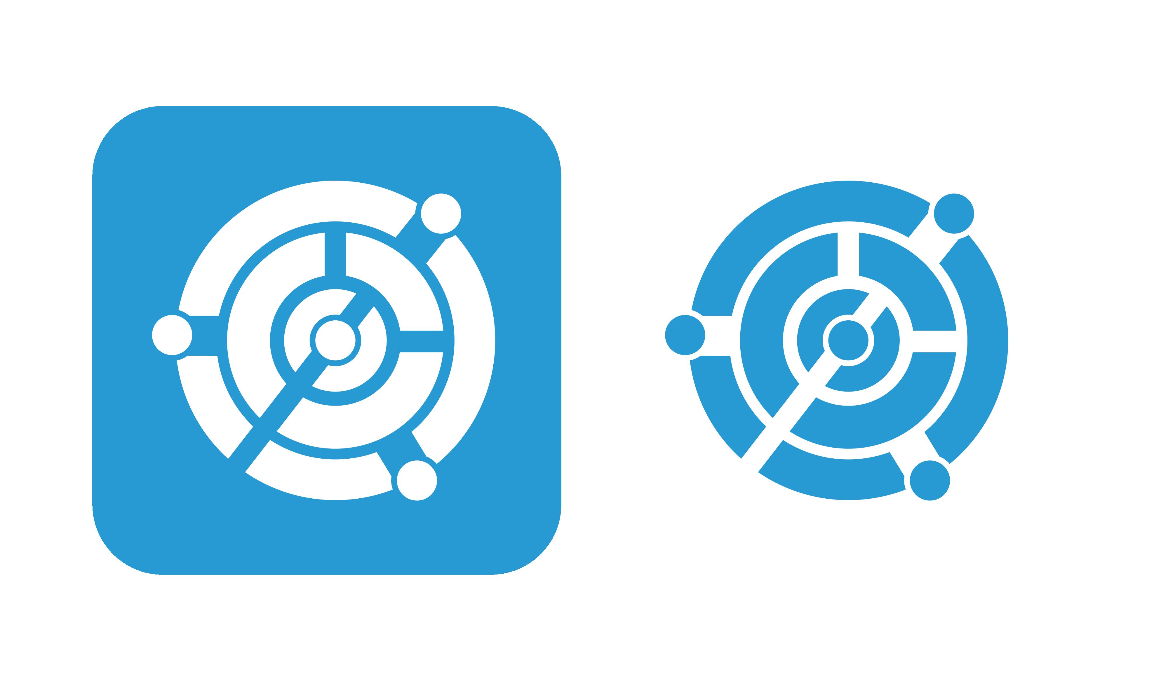 Логотип / иконка сервиса управления проектами / задачами фото f_4655975943907e3b.png