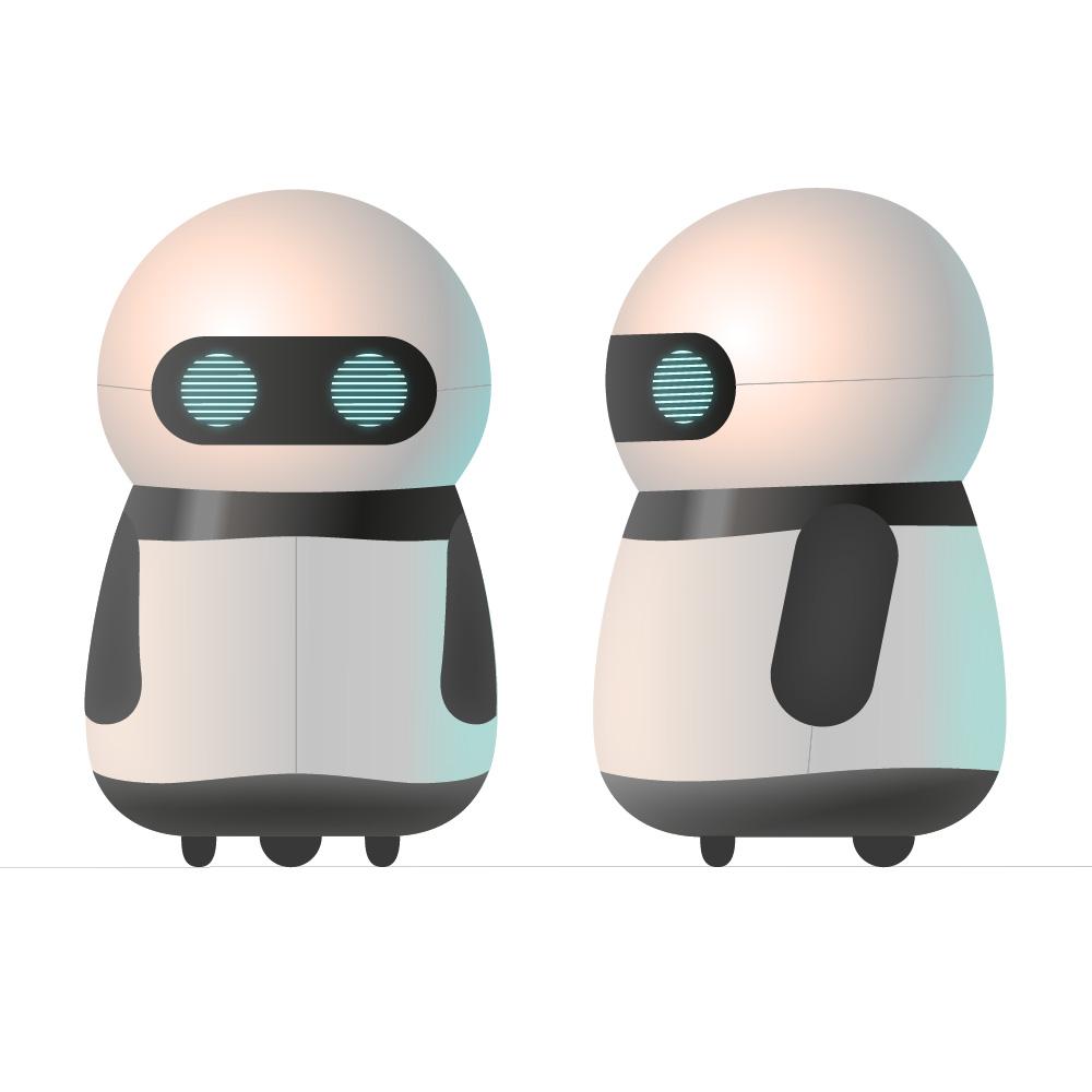 Конкурс на разработку дизайна детского домашнего робота. фото f_0585a7d88ecb9e5a.jpg
