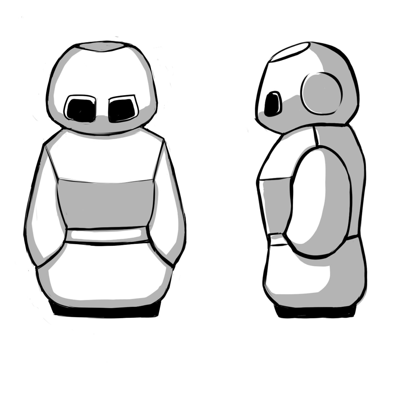 Конкурс на разработку дизайна детского домашнего робота. фото f_1105a79e916961de.jpg