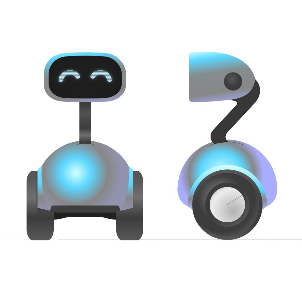 Конкурс на разработку дизайна детского домашнего робота. фото f_6795a7d88f271129.jpg