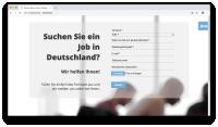 [Под ключ] Мультиязычный сайт Arbeit.best