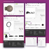 ARTTEX - редизайн каталога