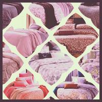 Sharmes - одностраничный магазин постельного белья