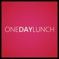 OneDayLunch - сервис знакомств