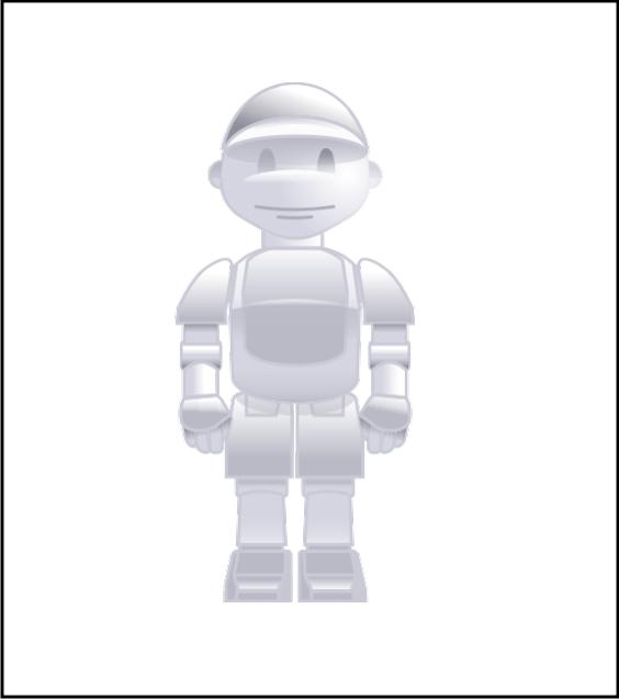 """Модель Робота - Ребёнка """"Роботёнок"""" фото f_4b5099f532345.jpg"""