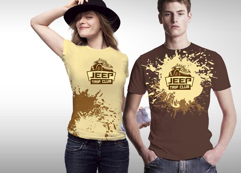 Создать или переработать логотип для Jeep Trip Club фото f_956542aba4999320.jpg