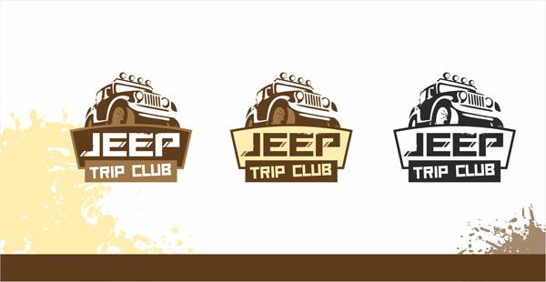 Создать или переработать логотип для Jeep Trip Club фото f_995542a8b08699da.jpg
