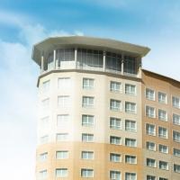 Сайт многоэтажного жилого дома