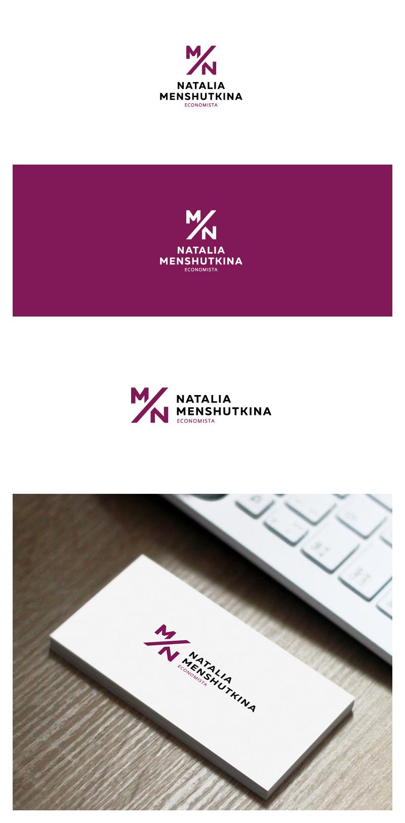 Логотип для бухгалтера