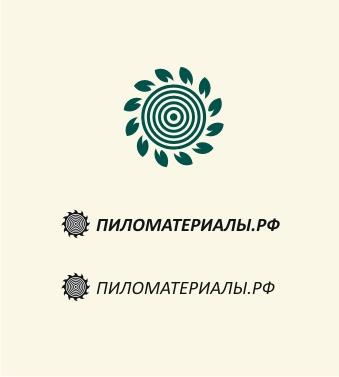 """Создание логотипа и фирменного стиля """"Пиломатериалы.РФ"""" фото f_032530d8e1600d96.jpg"""