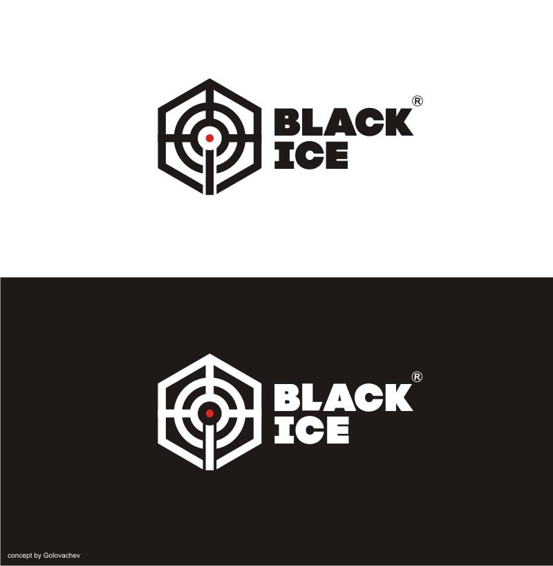 """Логотип + Фирменный стиль для компании """"BLACK ICE"""" фото f_14156dd419716404.jpg"""