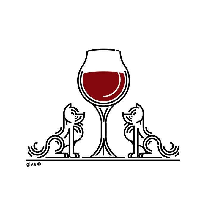 Вино и собаки