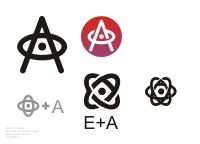 """Фирменный стиль для научного портала """"Атомная энергия 2.0"""" фото f_32059dc84d5eac30.jpg"""