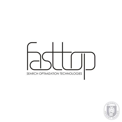 Лого, разарботанный для компаии Fasttop