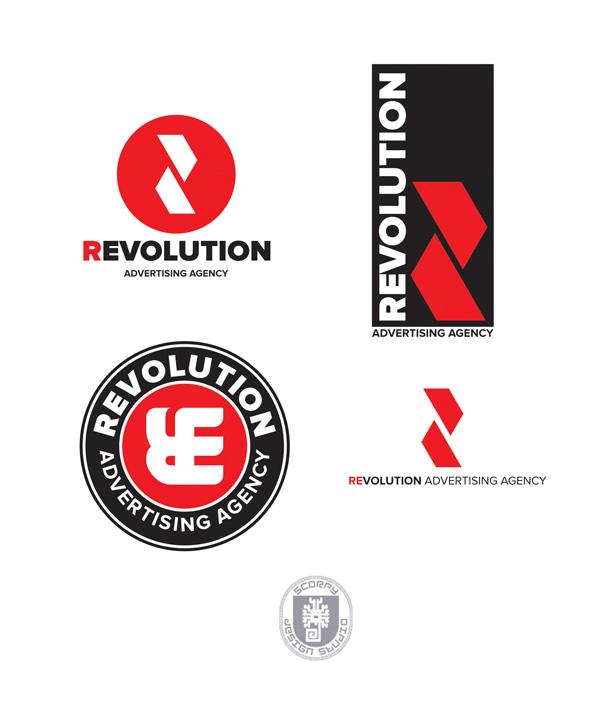 Разработка логотипа и фир. стиля агенству Revolución фото f_4fb78c7f0d510.jpg