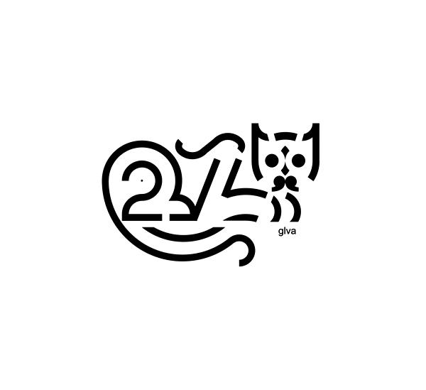 кот цифровой