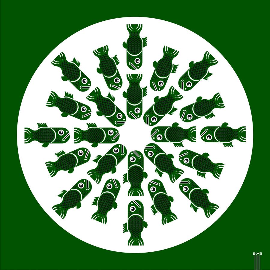 Зелёные рыбы 2