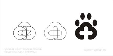 логотип для сайта и группы вк - cat.help фото f_80859db352b8b9a9.jpg