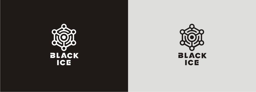 """Логотип + Фирменный стиль для компании """"BLACK ICE"""" фото f_86156dd3471875b4.jpg"""